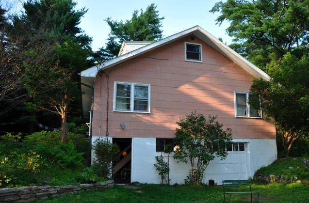 Το ροζ σπίτι στο West Saugerties όπου γράφτηκε ιστορία