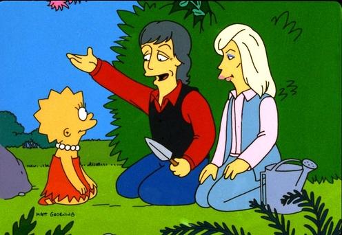 Paul-McCartney-Simpsons