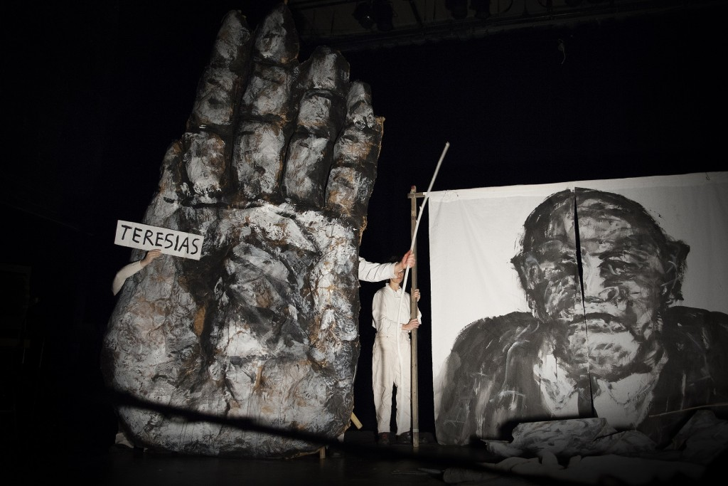 Bread and Puppet 3