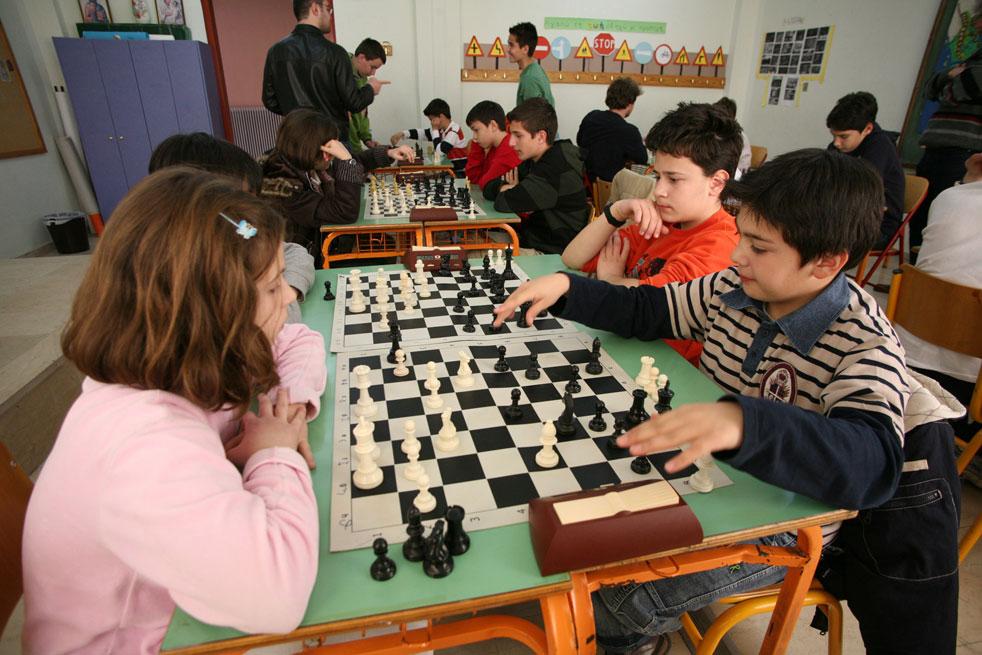 chess in school
