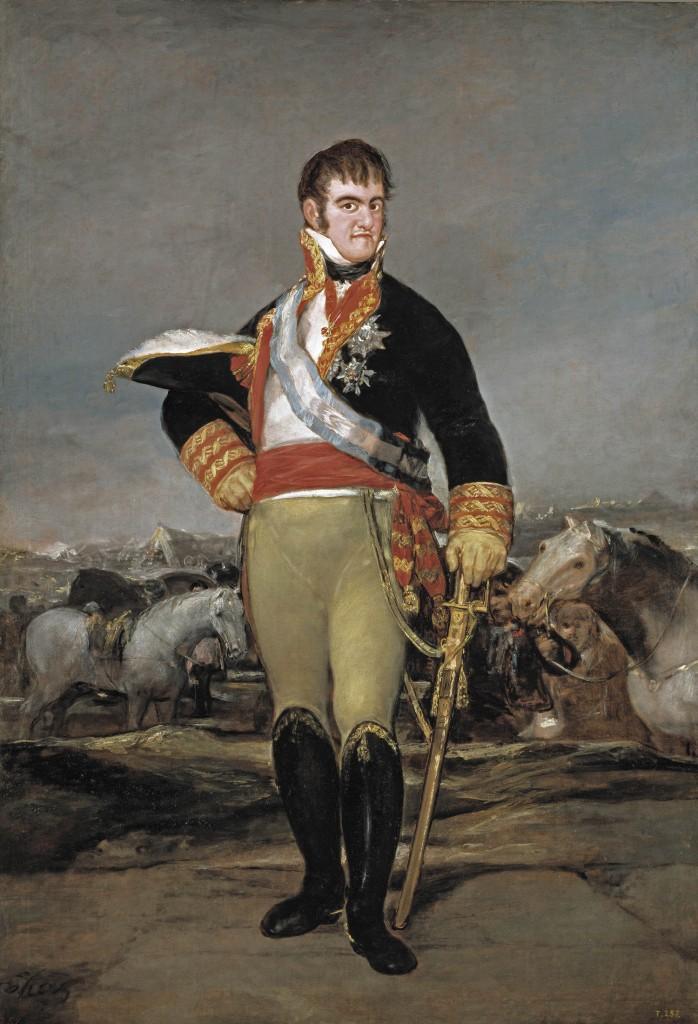 London strolling:  Goya και Auerbach