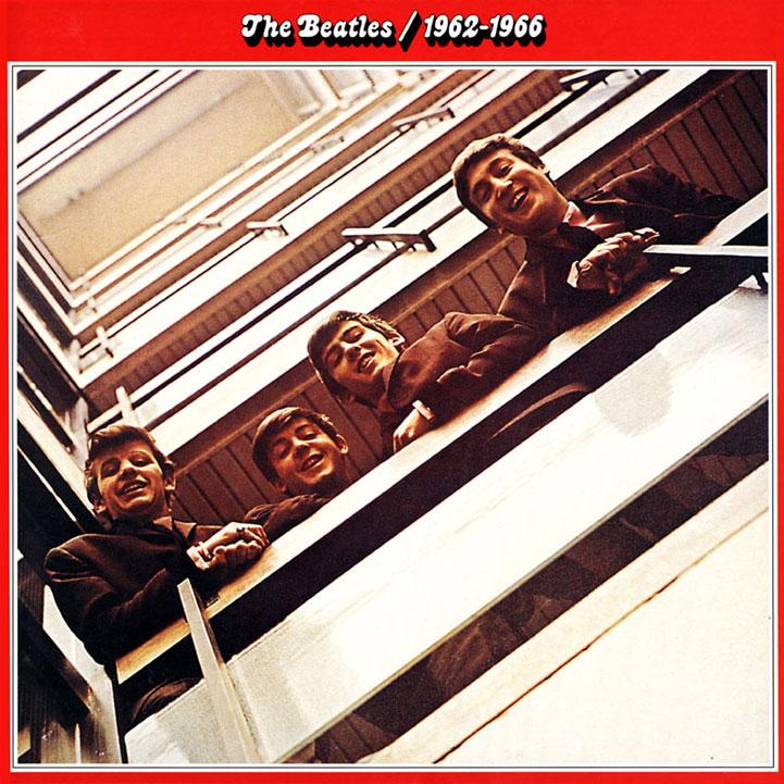 the red album beatles