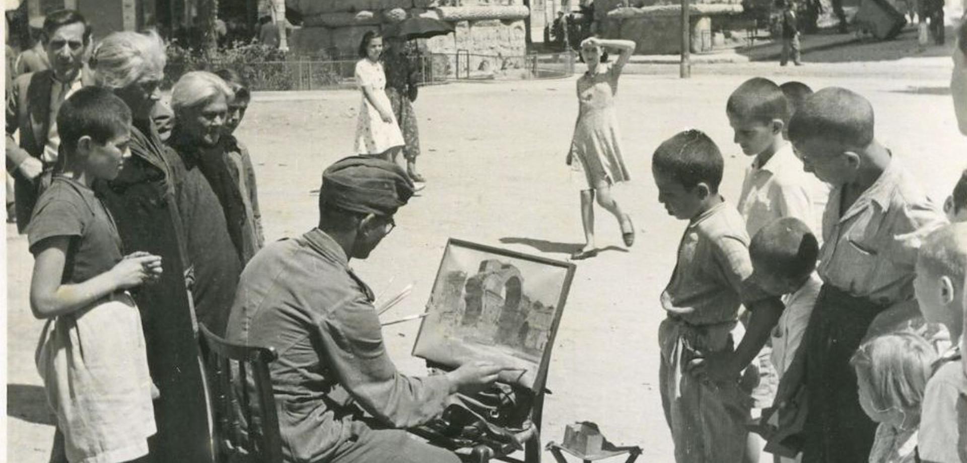 Στο περιθώριο του πολέμου: Η Θεσσαλονίκη της Κατοχής (1941-1944)