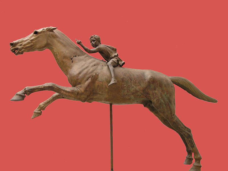 Το μεγαλειώδες «Παιδί με το Άλογο»