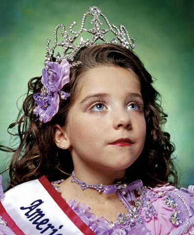"""America"" (Jewel-Joy Stevens, America's Little Yankee Miss), 2002"