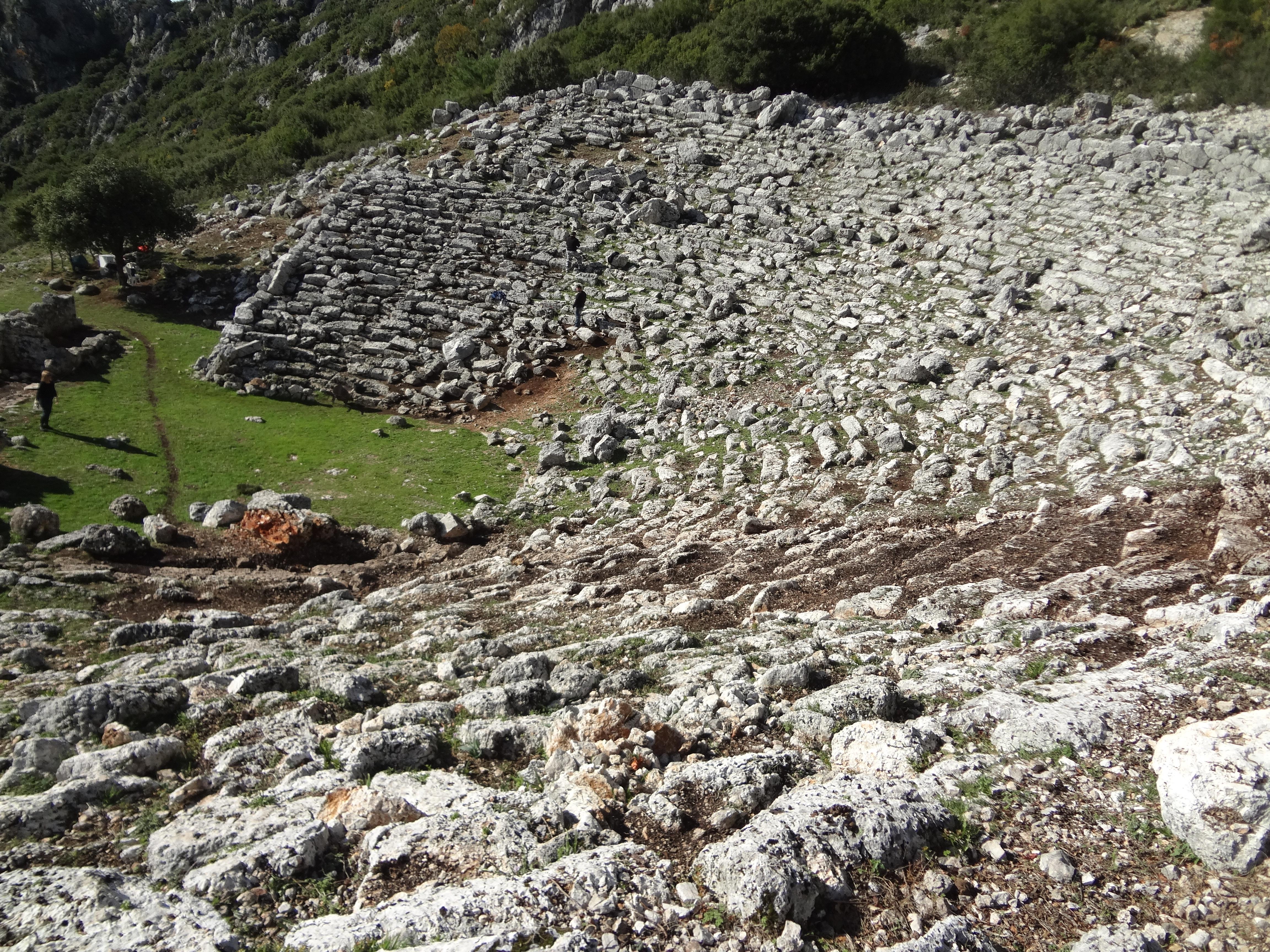 Αρχαίο θέατρο Κασσώπης