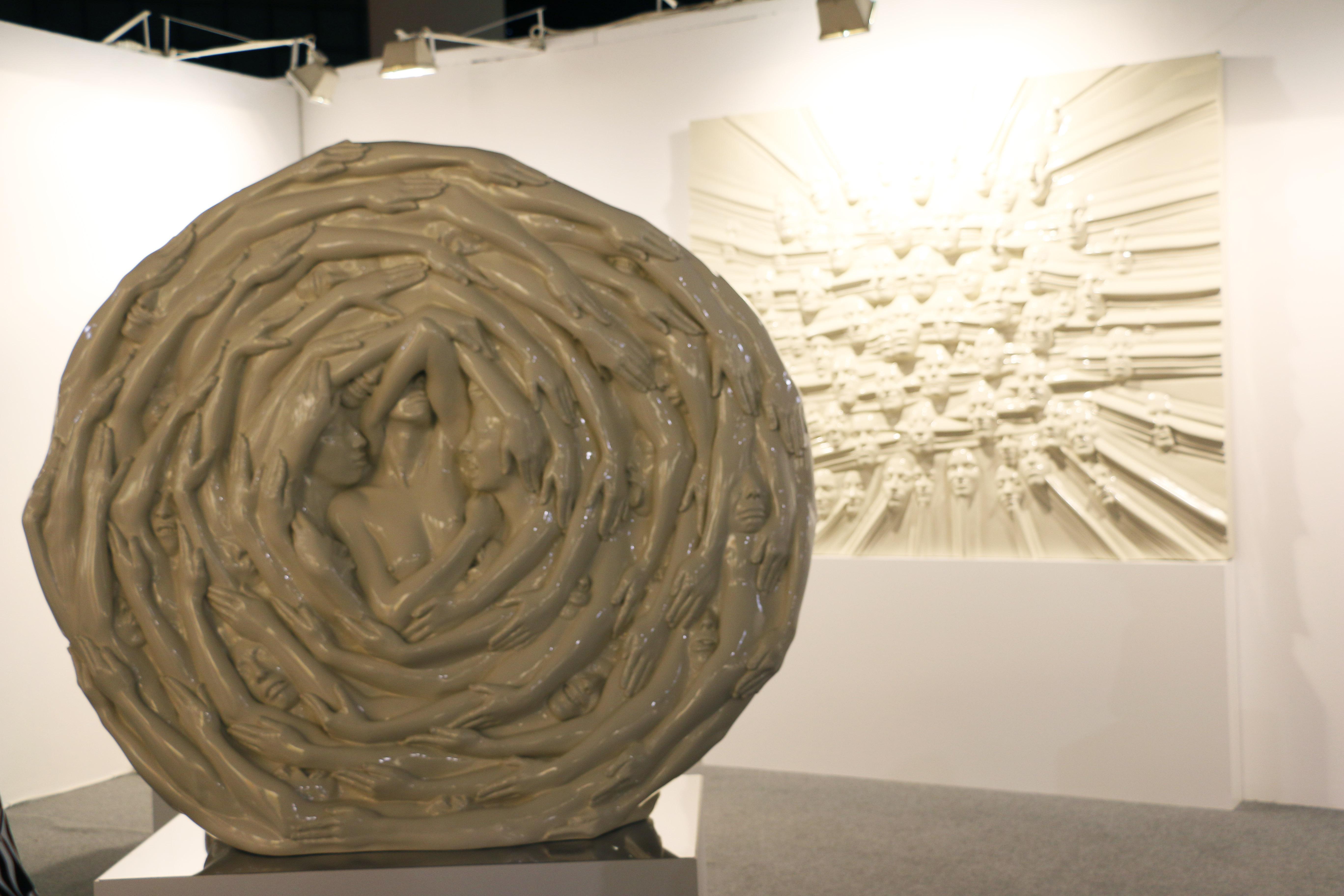 Alpha C.K. Art Gallery - © Δανάη Κωτσάκη