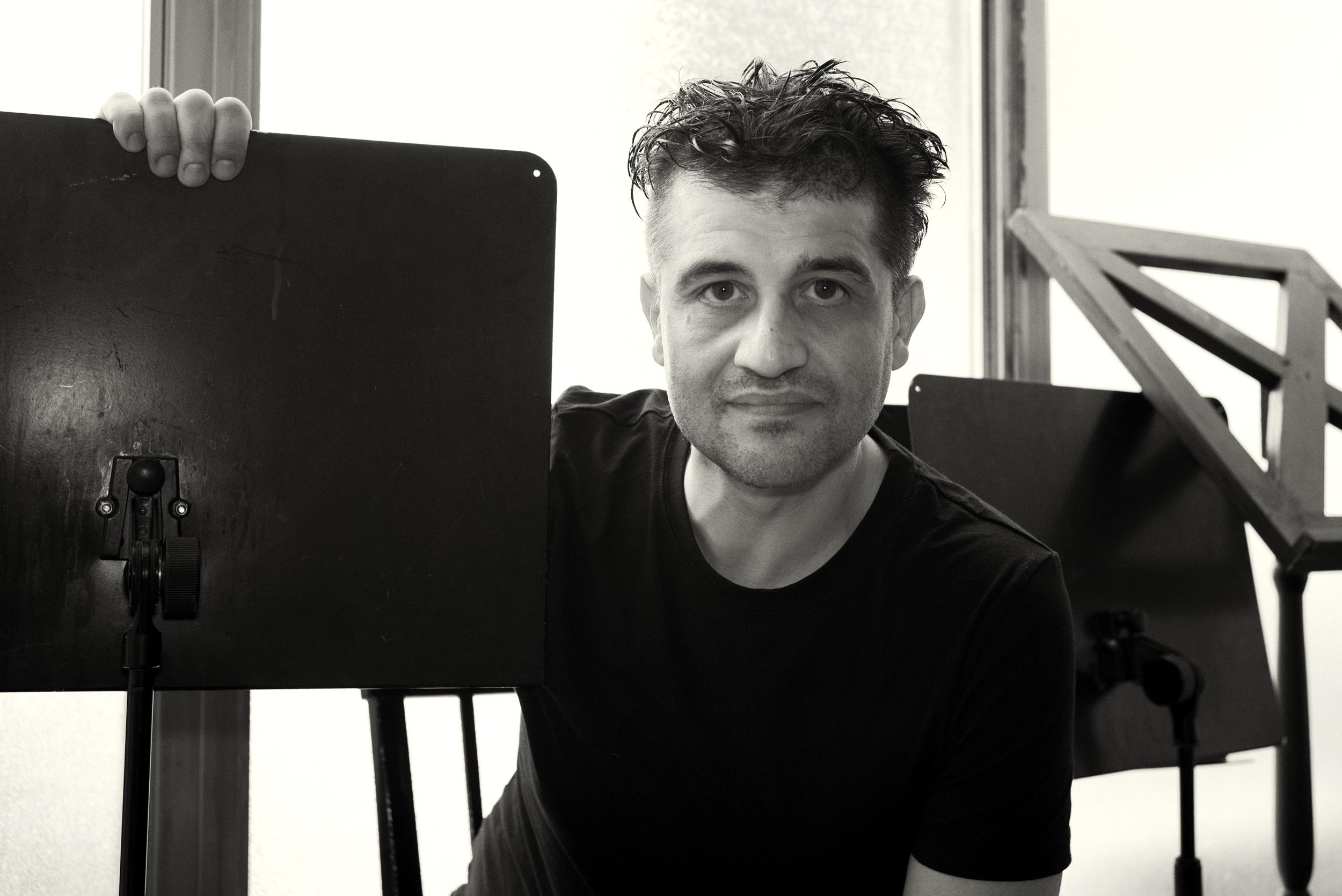 Ο σκηνοθέτης Σίμος Κακάλας