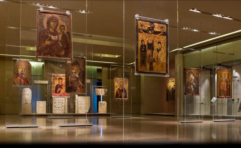 Από την μόνιμη έκθεση του Μουσείου Βυζαντινού Πολιτισμού