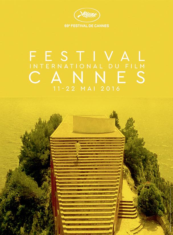 Η αφίσα του 69ου Φεστιβάλ Καννών προέρχεται από την ταινία του Ζαν-Λικ Γκοντάρ «Περιφρόνηση» (1963)