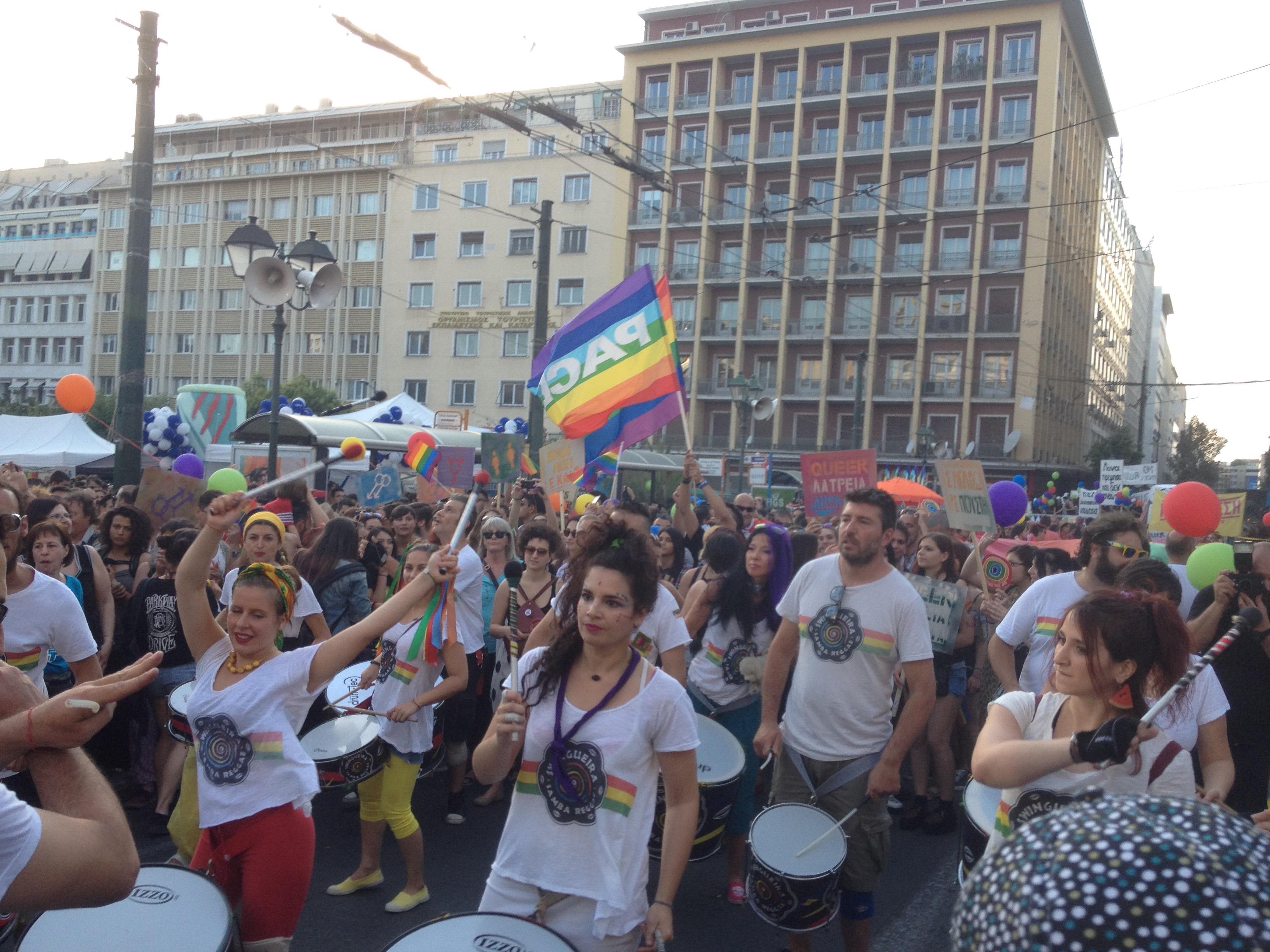 Athens Pride Parade