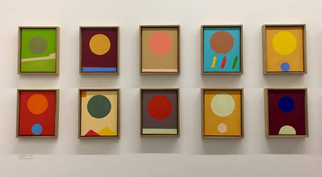 Etel Adnan: «The Weight of the World», Serpentine Sackler Gallery, London