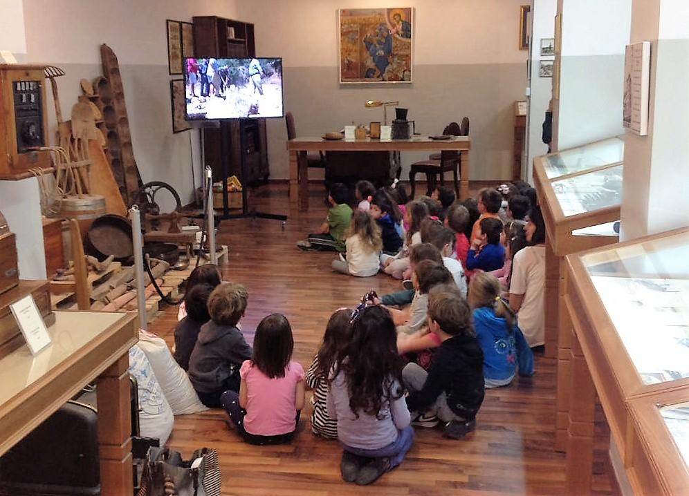 Εκπαιδευτικά προγράμματα στο μουσείο Λούλη | Φωτογραφία: © μουσείο Λούλη