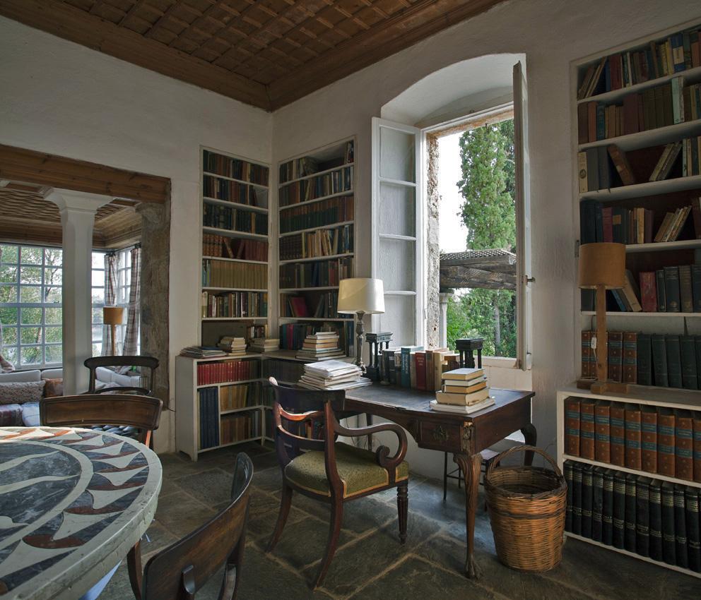 Η οικία του Patrick & της Joan Leigh Fermor