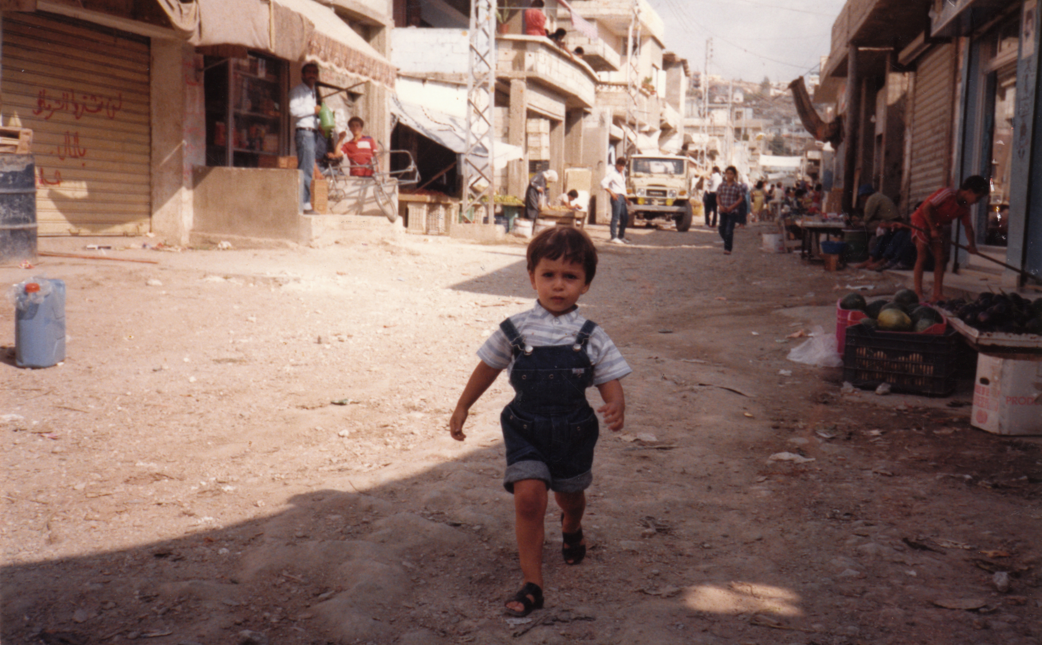 Mahdi Fleifel, στο πλαίσιο της έκθεσης «A World Not Ours»