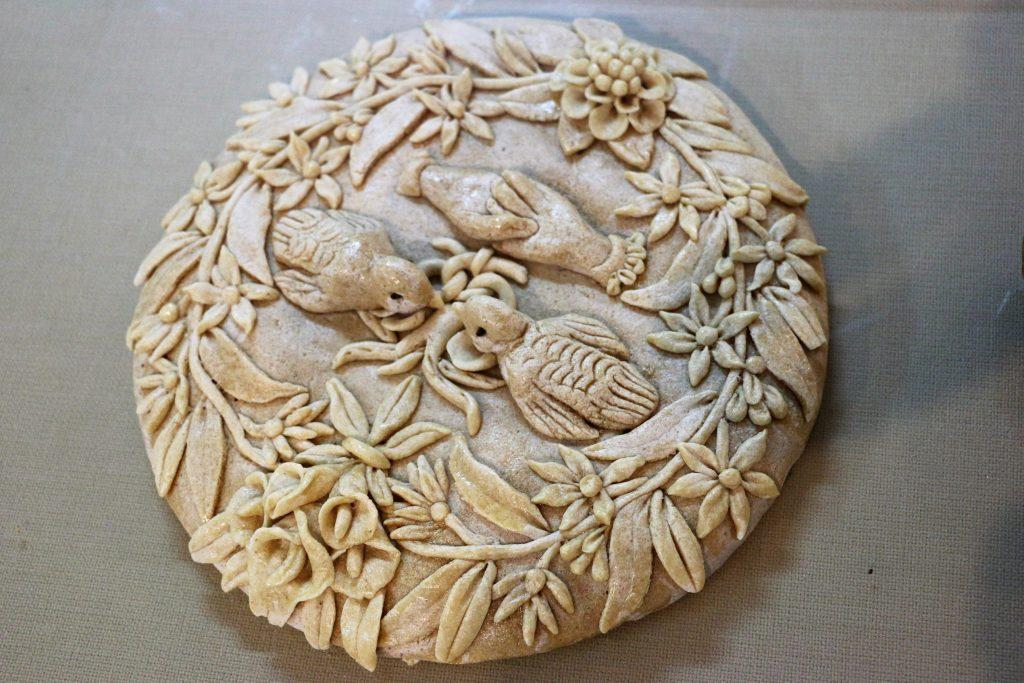 Ψωμί σε γάμο ©Δανάη Κωτσάκη