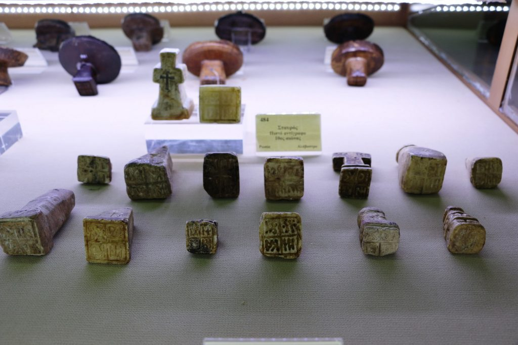 Σφραγίδες από προηγούμενους αιώνες ©Δανάη Κωτσάκη