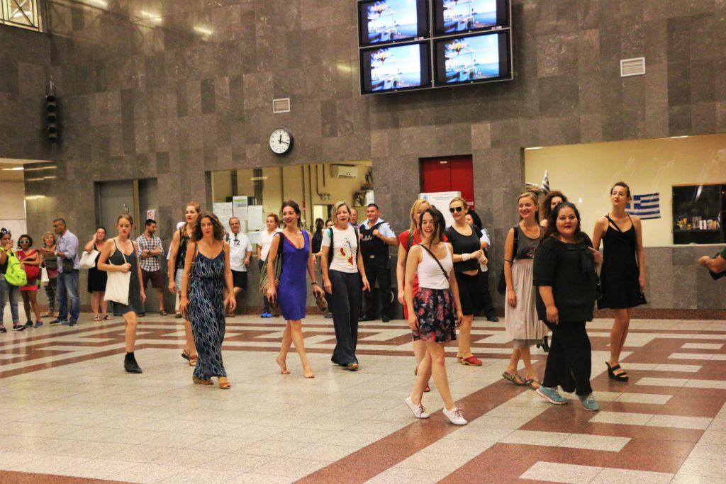 Χορός Γυναικών | Λυσιστράτη | Μετρό Συντάγματος