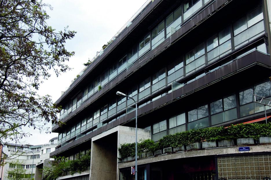 Immeuble Clarté, Geneva, Switzerland