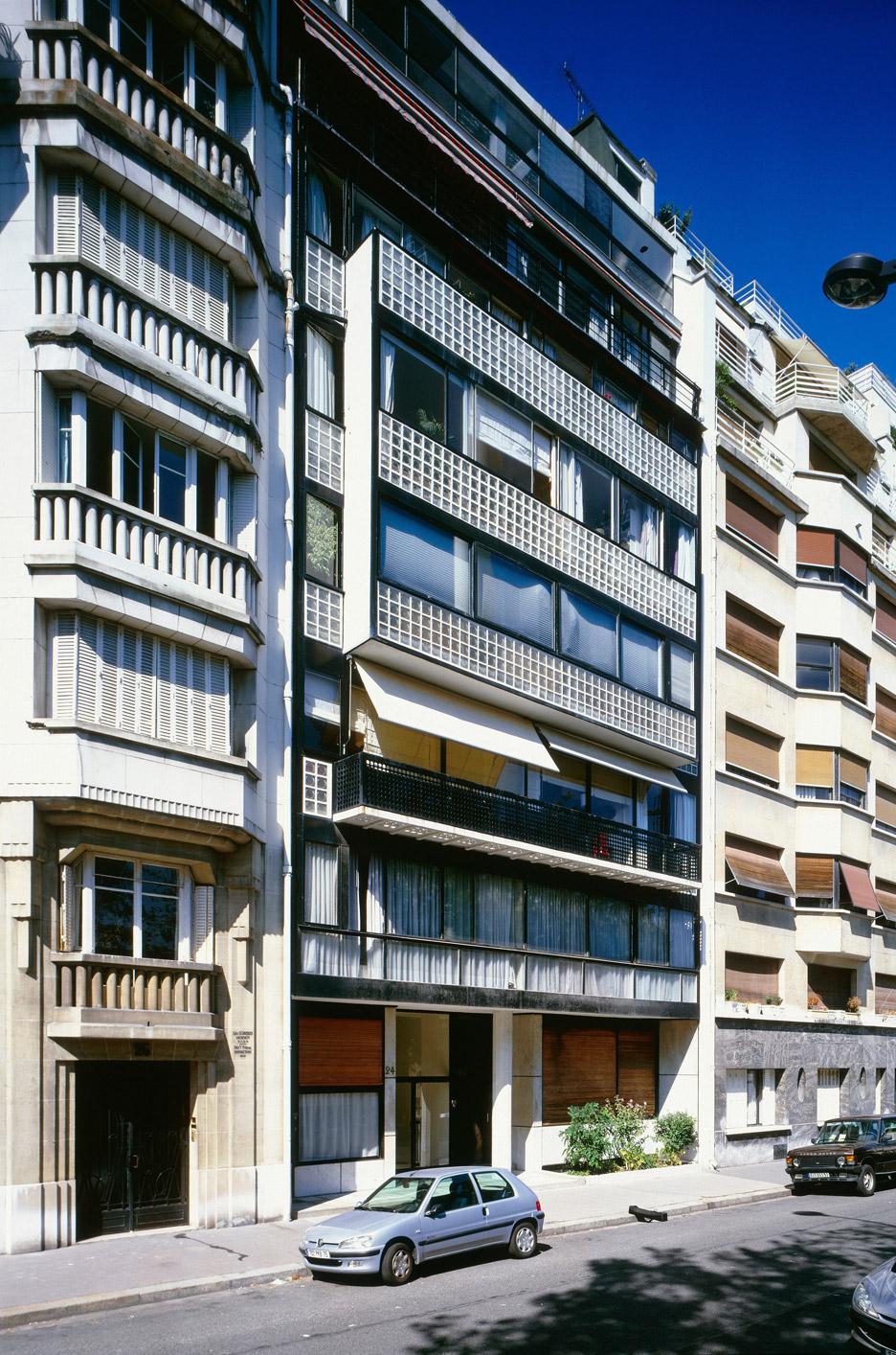 Immeuble Molitor, Paris, France