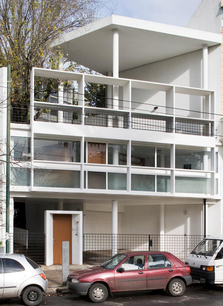 Maison Curutchet, La Plata, Argentina
