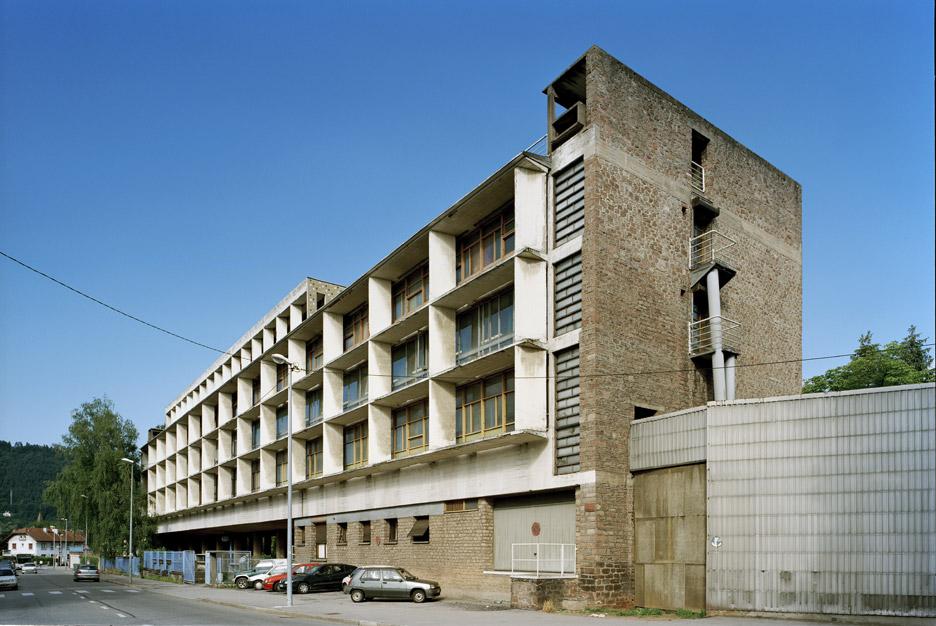 Usine Claude et Duval Factory, Saint-Dié, France