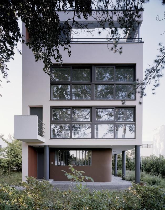 Weissenhof-Siedlung Estate, Stuttgart, Germany