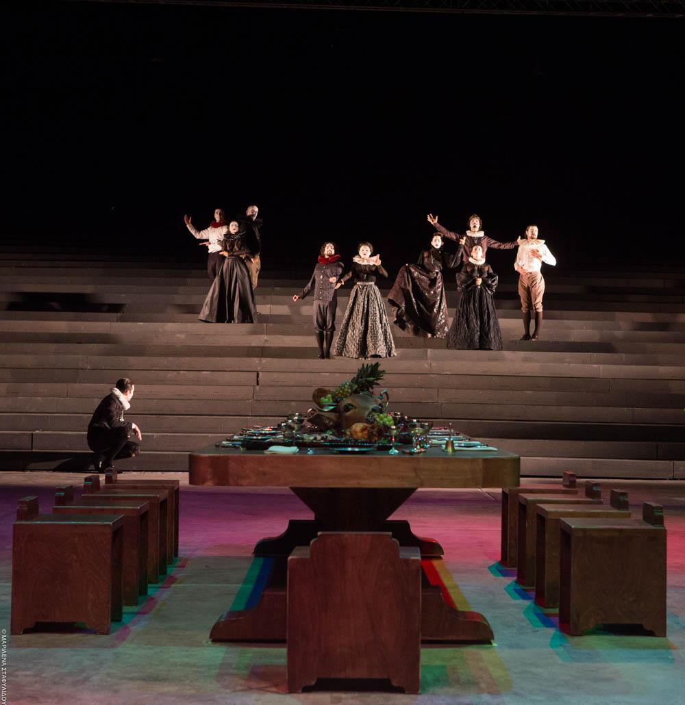 Ορχήστρα των Μικρών Πραγμάτων: Η σφαγή των Παρισίων, του Κρίστοφερ Μάρλοου