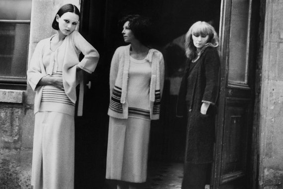 Sonia Rykiel in Vogue