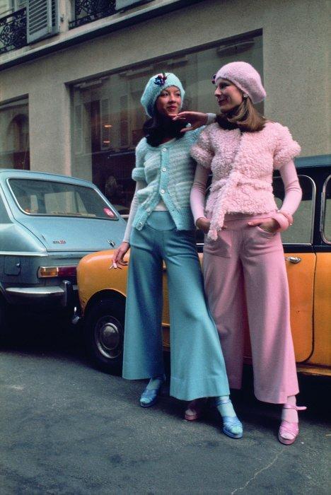 Sonia Rykiel , 1972