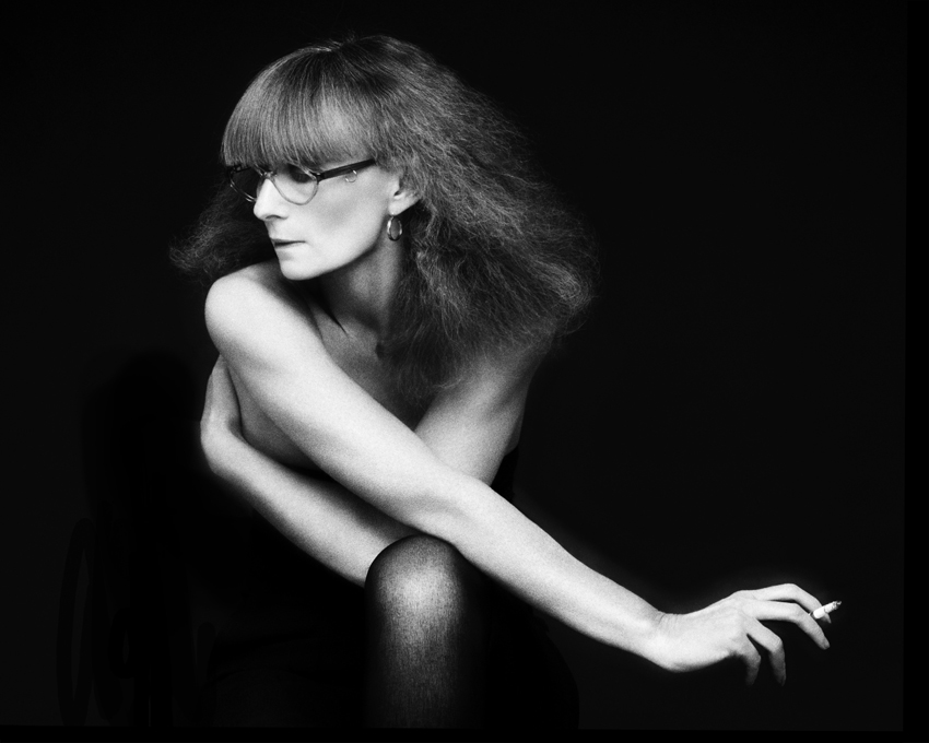 Sonia Rykiel by Dominique Issermann, 1980