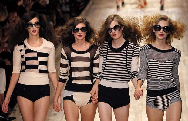 Sonia Rykiel Fashion Show, Spring/Summer 2011