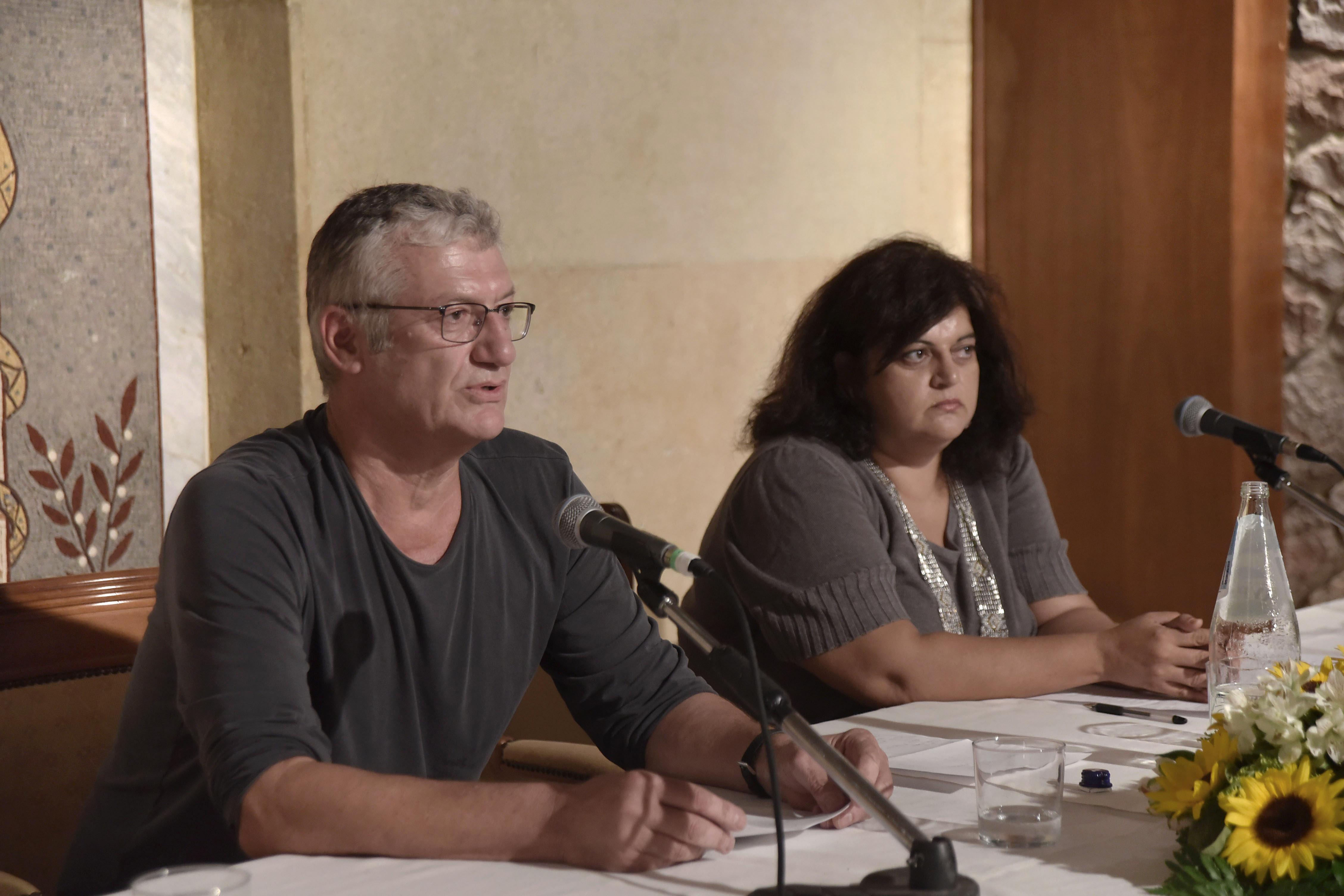 Βαγγέλης Θεοδωρόπουλος, Τζωρτζίνα Κακουδάκη
