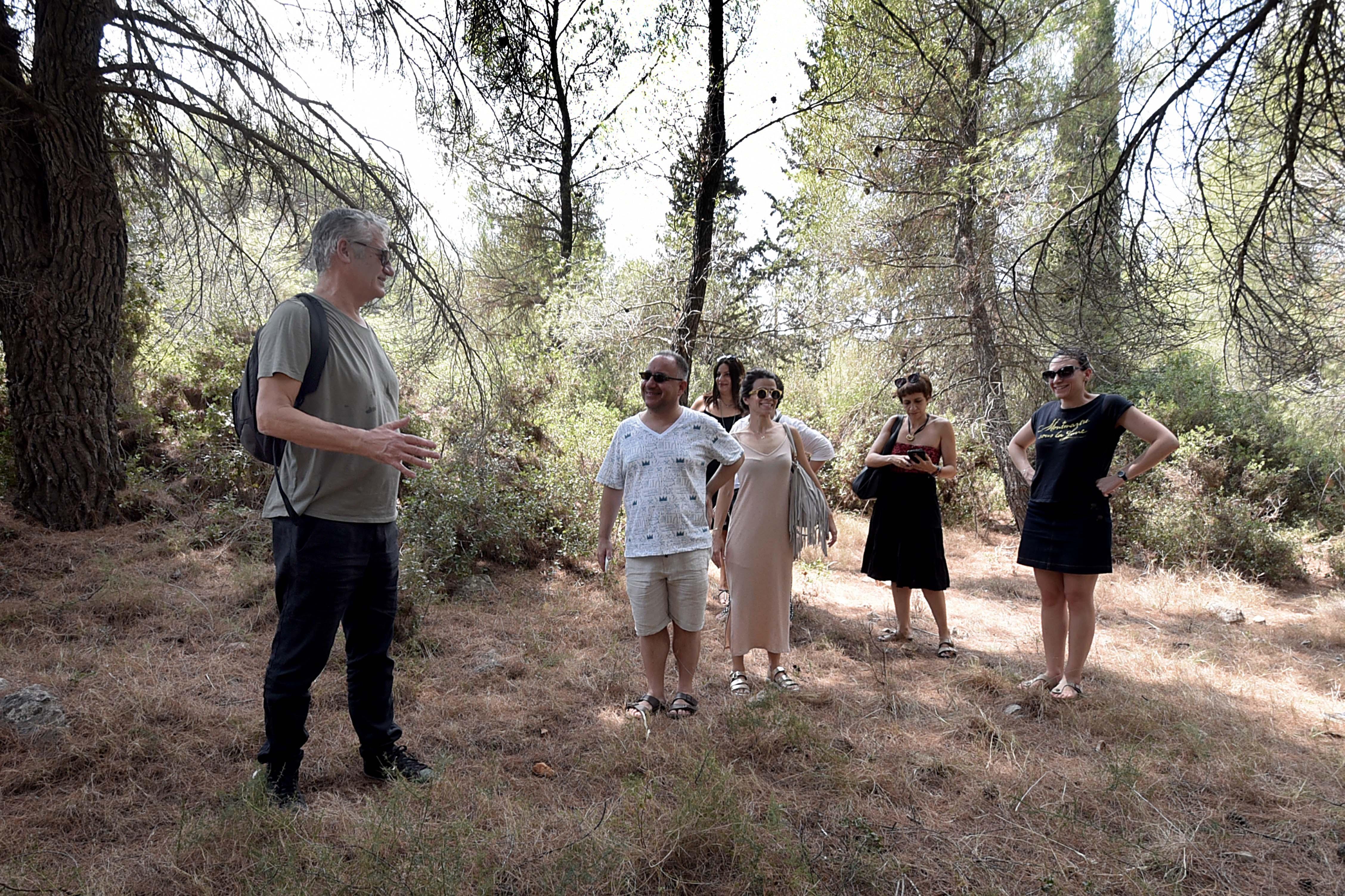 Μια δασική έκταση 25 στρεμμάτων θα φιλοξενήσει το Λύκειο Επιδαύρου