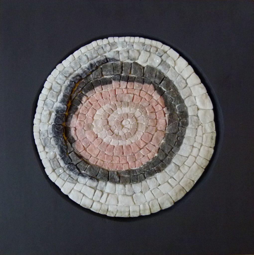Eftychia Finou -Charybdis (rotating mosaic)