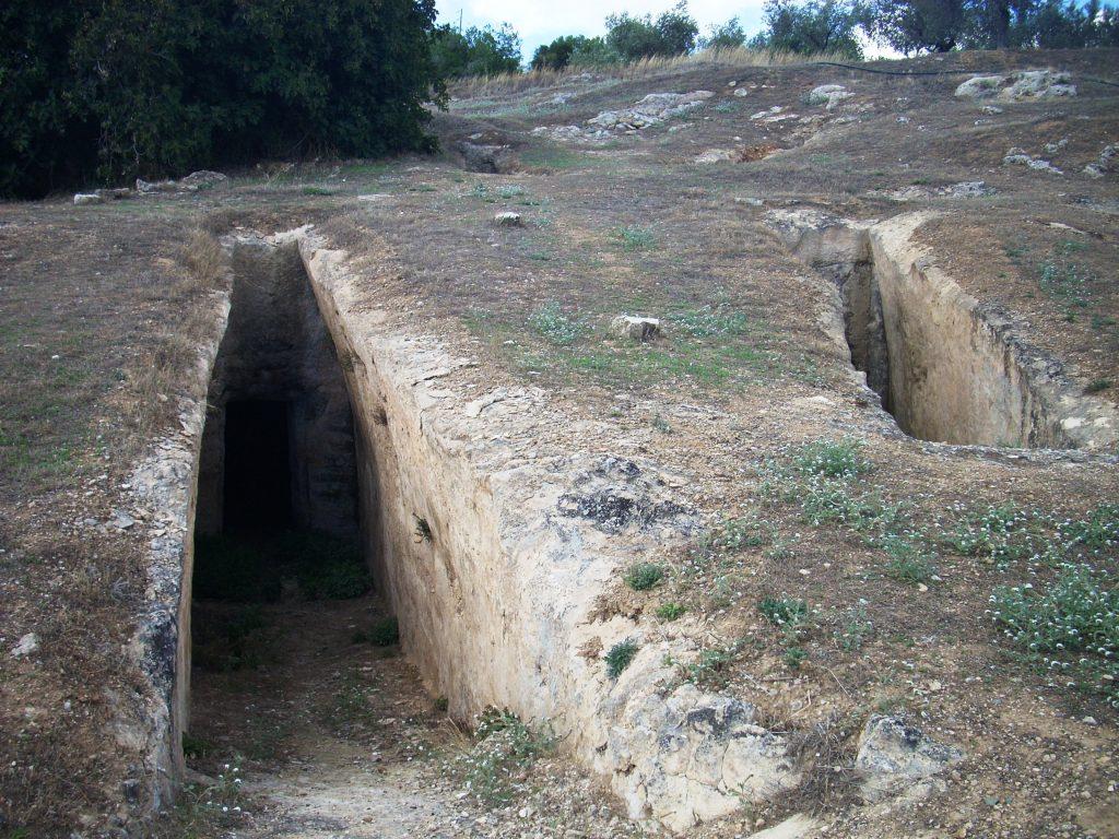 Μυκηναϊκό νεκροταφείο των Αηδονίων