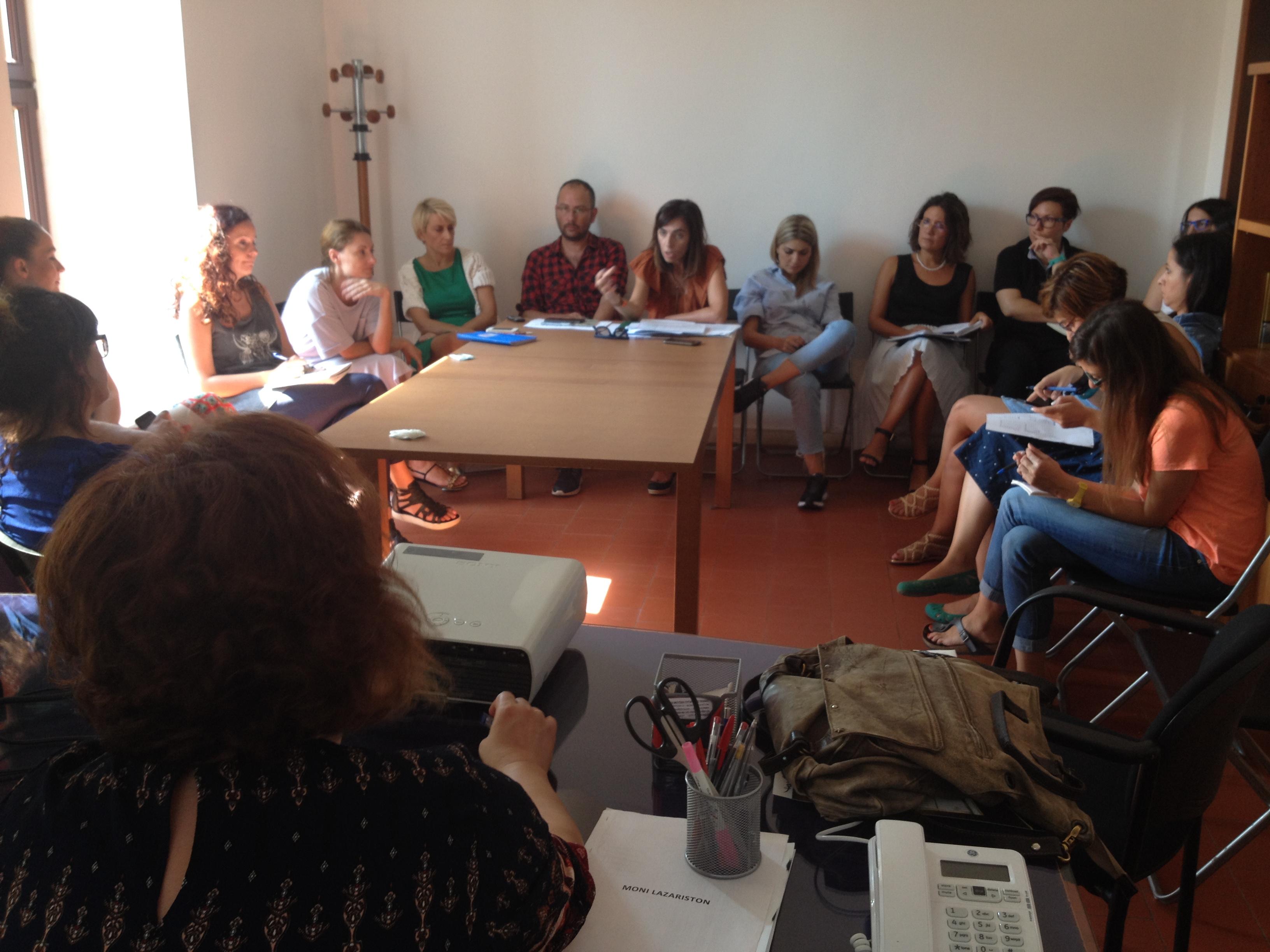 Συνάντηση εργασίας 6ης Μπιενάλε Σύχρονης Τέχνης Θεσσαλονίκης