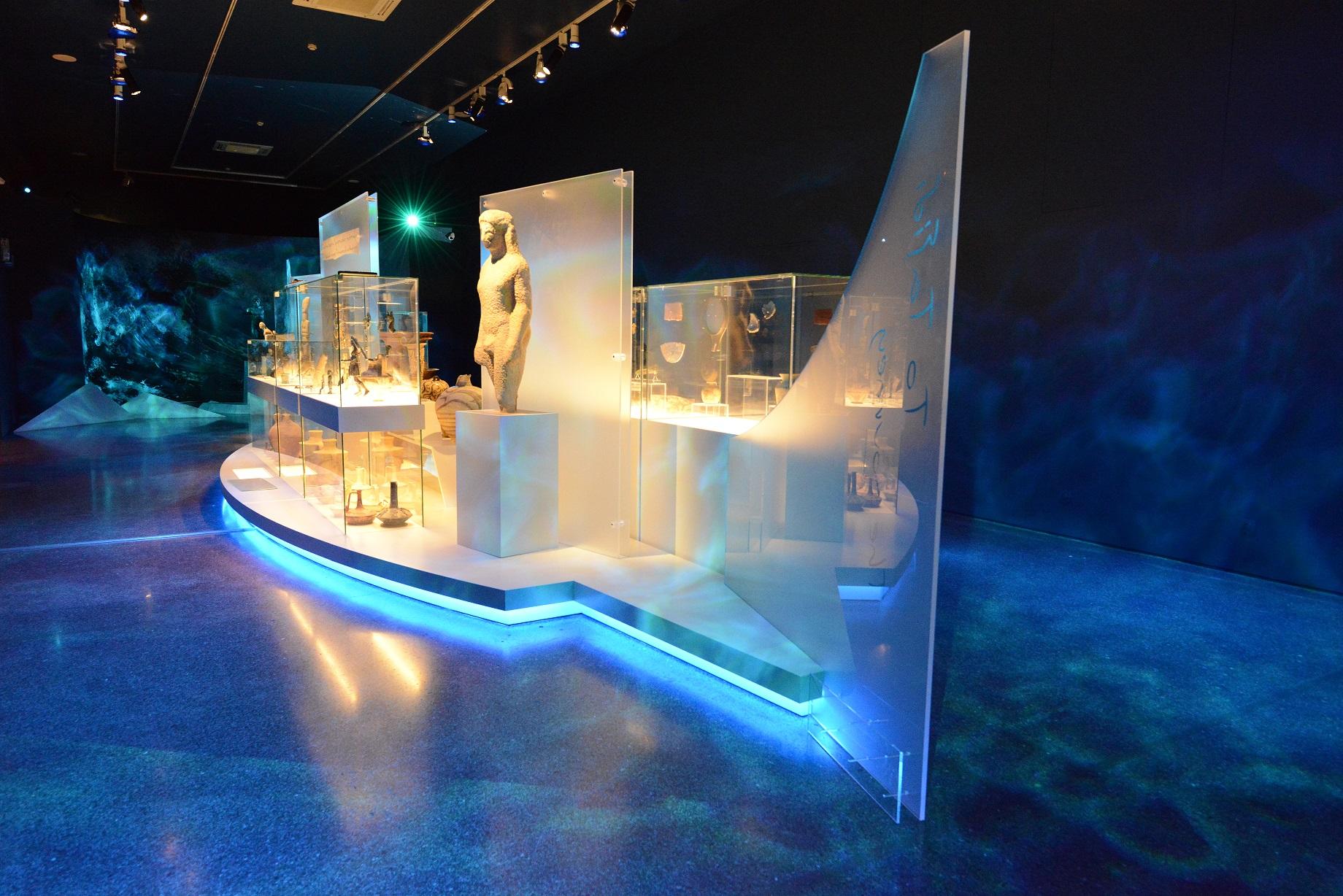 Θεματικός άξονας «Ταξίδι», έκθεση «Οδύσσειες», Εθνικό Αρχαιολογικό Μουσείο