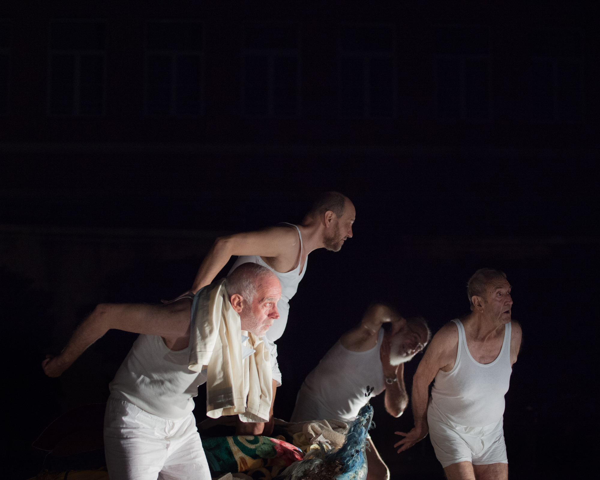 «Λυσιστράτη» σε σκηνοθεσία του Μιχαήλ Μαρμαρινού