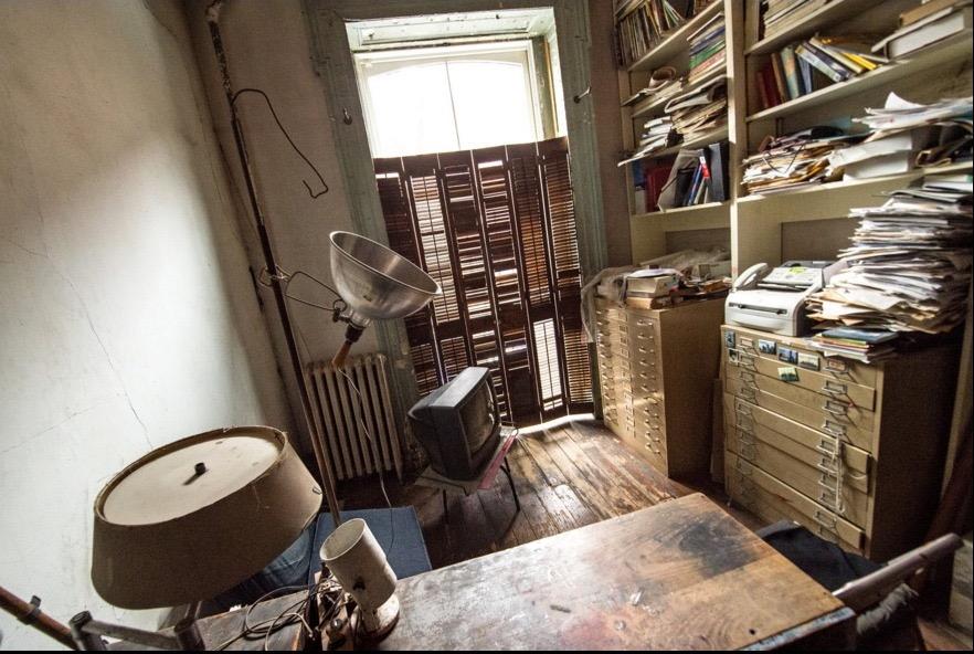Το σπίτι και στούντιο της Λουίζ Μπουρζουά στη Νέα Υόρκη