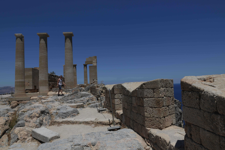 «Ελλάδα από το Α ως το Ω»: Ρόδος