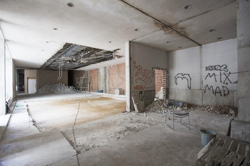 Φωτογραφίες Ωδείου πριν την αναμόρφωση Ναταλία Τσουκαλά