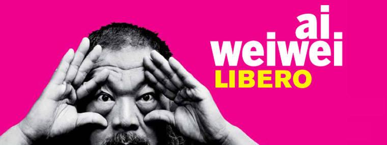 """Ai Weiwei, """"Libero"""""""
