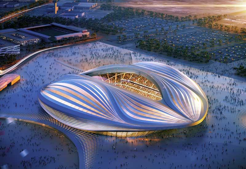 Al Wakrah Stadium, Qatar