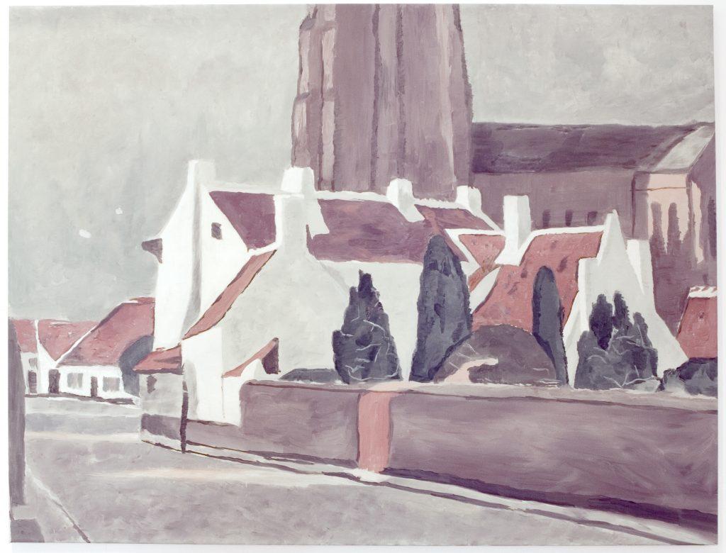 Luc Tuymans: Flemish Village [Φλαμανδικό χωριό], 1995