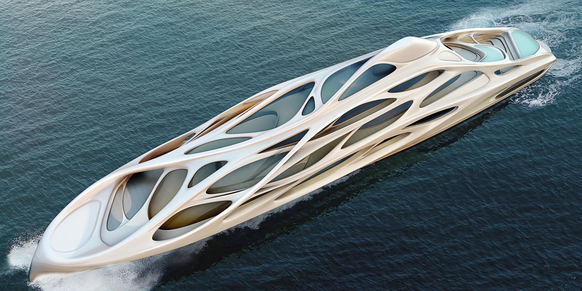 Circle Yacht