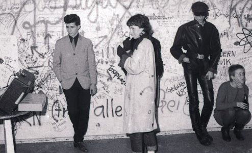 «Geniale Dilletanten - Η υποκουλτούρα της δεκαετίας του '80 στη Γερμανία» στο Goethe-Institut Θεσσαλονίκης