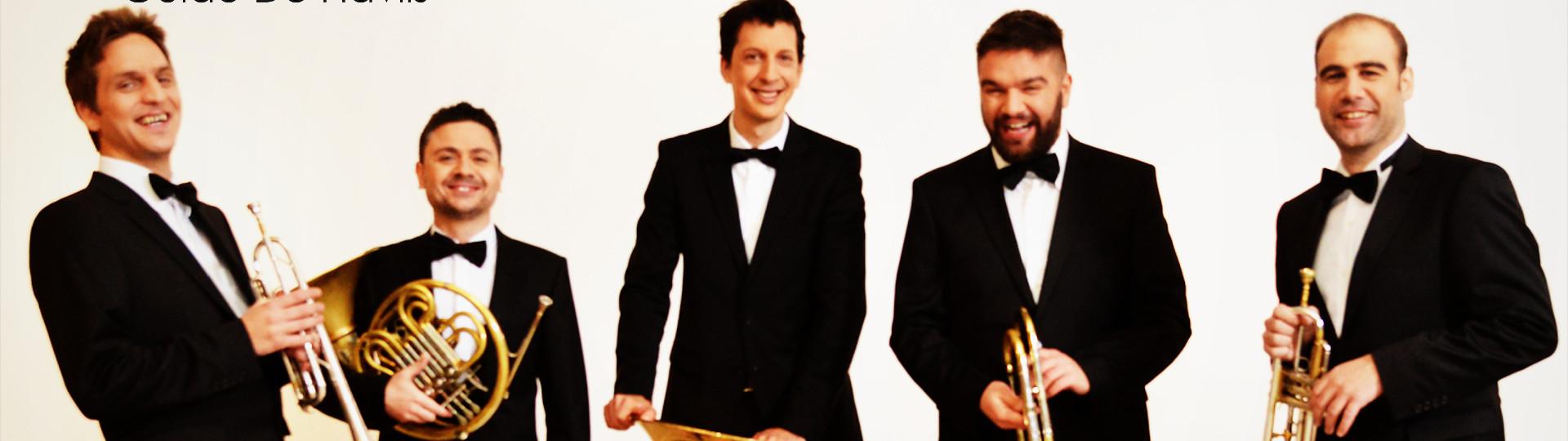 «Συναυλία Ventus Ensemble - Έργα για χάλκινα πνευστά» στο Ωδείο Αθηνών