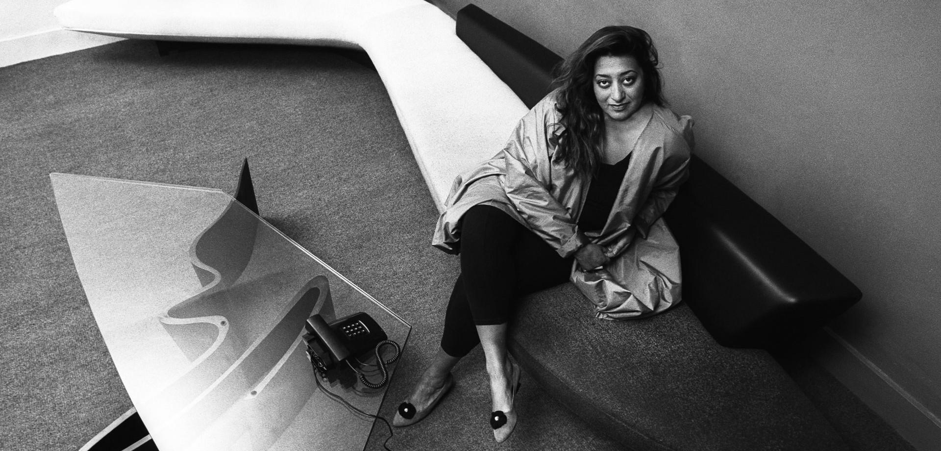 Ζάχα Χαντίντ  η αρχιτέκτονας της πρόκλησης - Μια έκθεση στο μουσείο ... edd57e3e8b7
