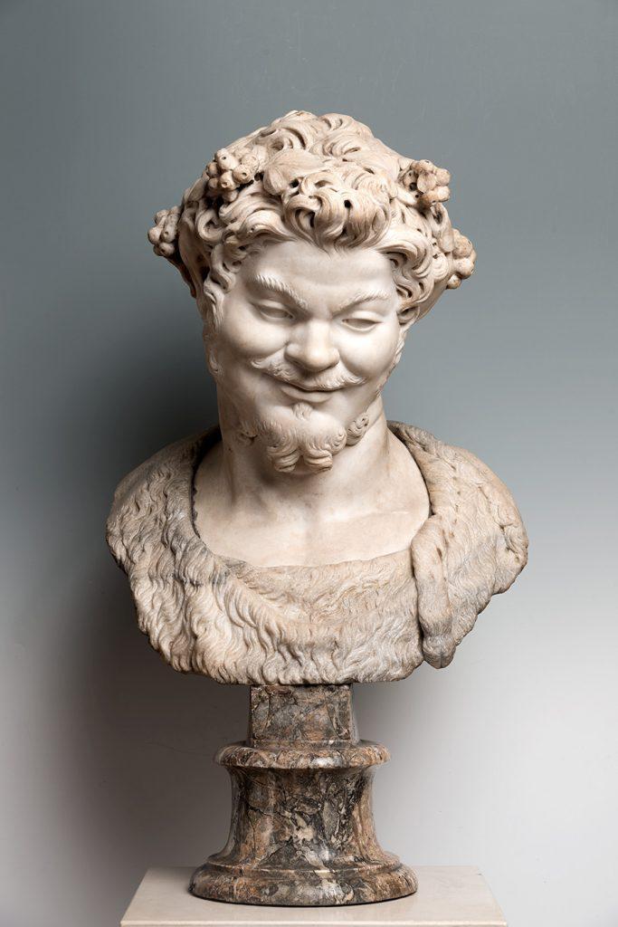Baccio Bandinelli (1493-1560), Σάτυρος. 1540